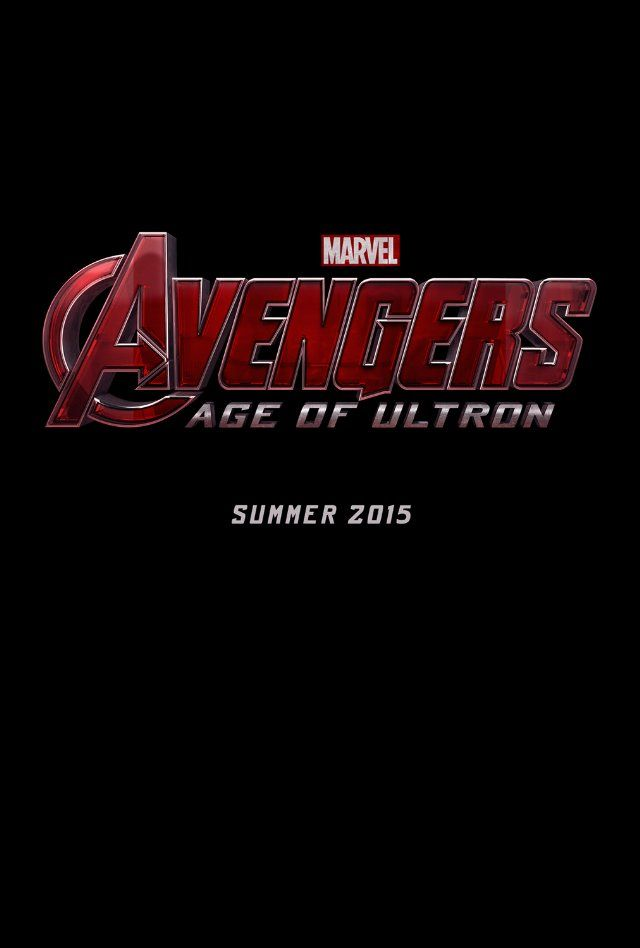 The Avengers: Age of Ultron logo summer 2015
