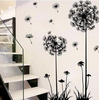 Dandelion Wall Decals Online   Buy Dandelion For Unbeatable Low Prices On  AliExpress.com
