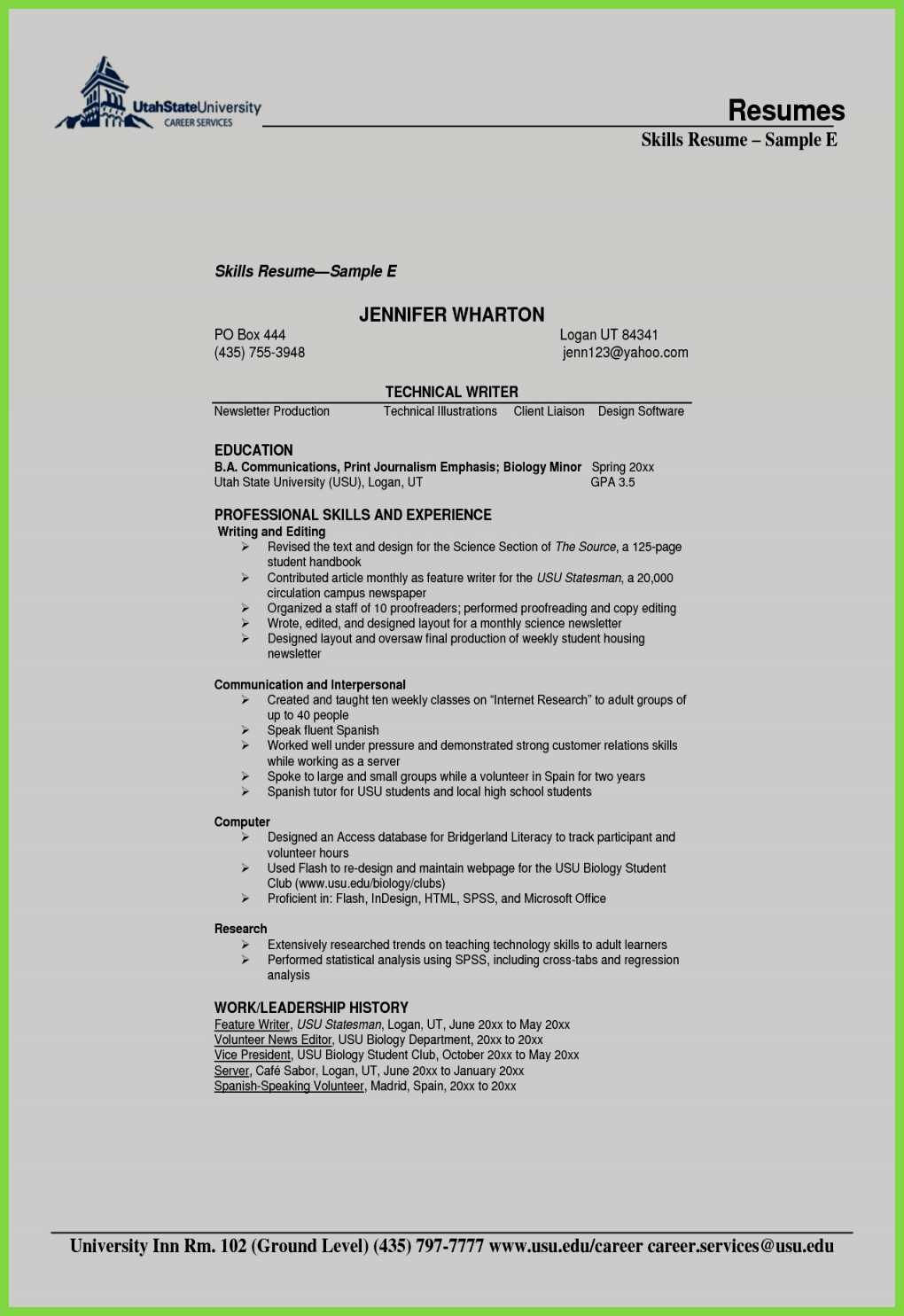 71 New Gallery Of Education Section On A Resume Example Check More At Https Www Ourpetscrawley Com 71 New Gallery Of Education Section On A Resume Example