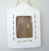 Ceramic gifts and frames