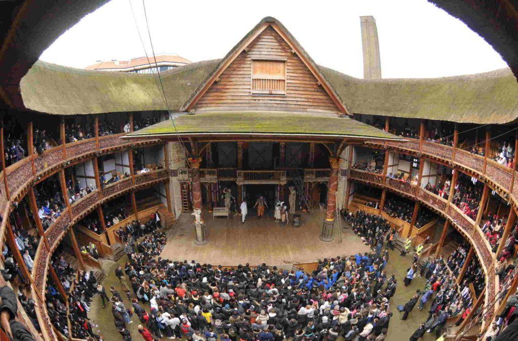 Театр Глобус | Лондон, Тюдоры, Глобус