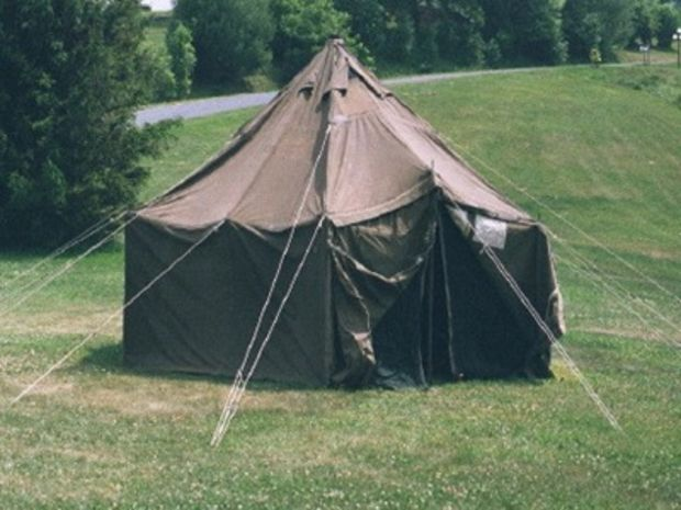 Gp Small Tent 17 6 X 17 6 Military Surplus Military