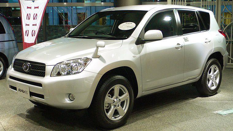 2005 Toyota Rav4 (5,155 9,999) Toyota rav4 sport