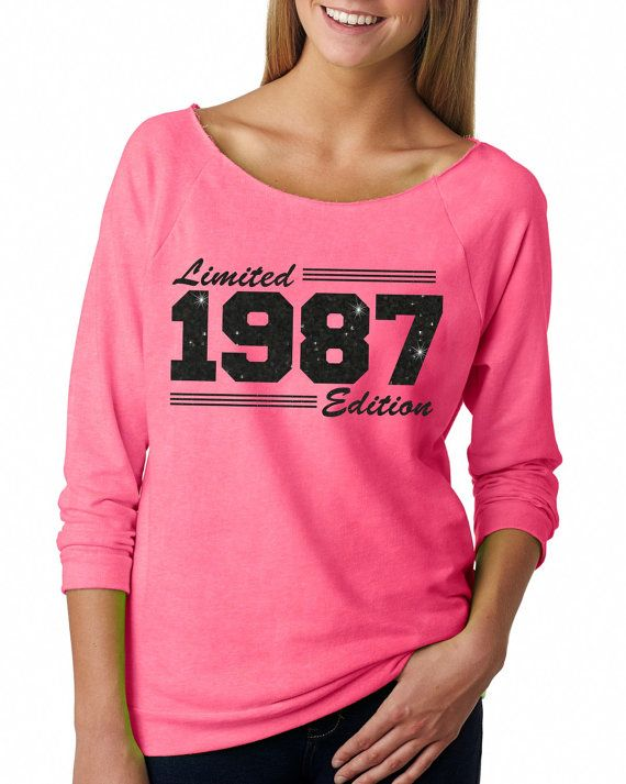 30th Birthday Shirt Thirty Womens