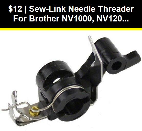 NEEDLE THREADER FOR BROTHER NV2800D