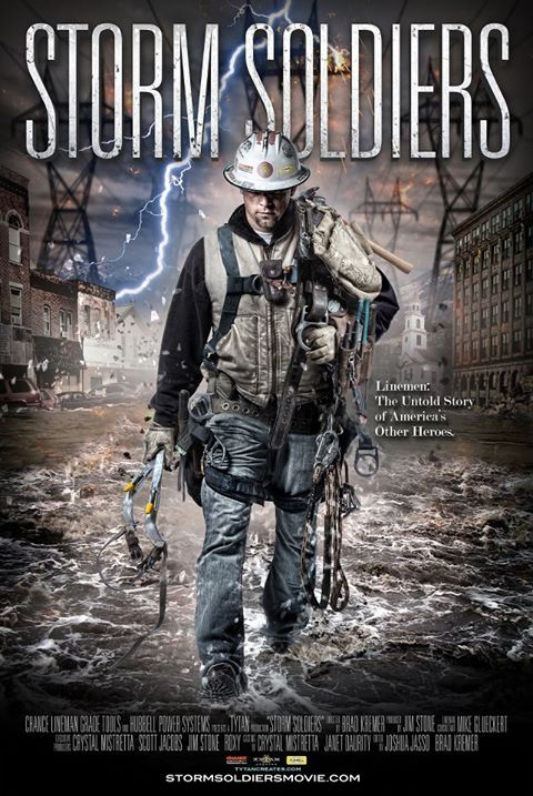 Storm Soldiers Poster