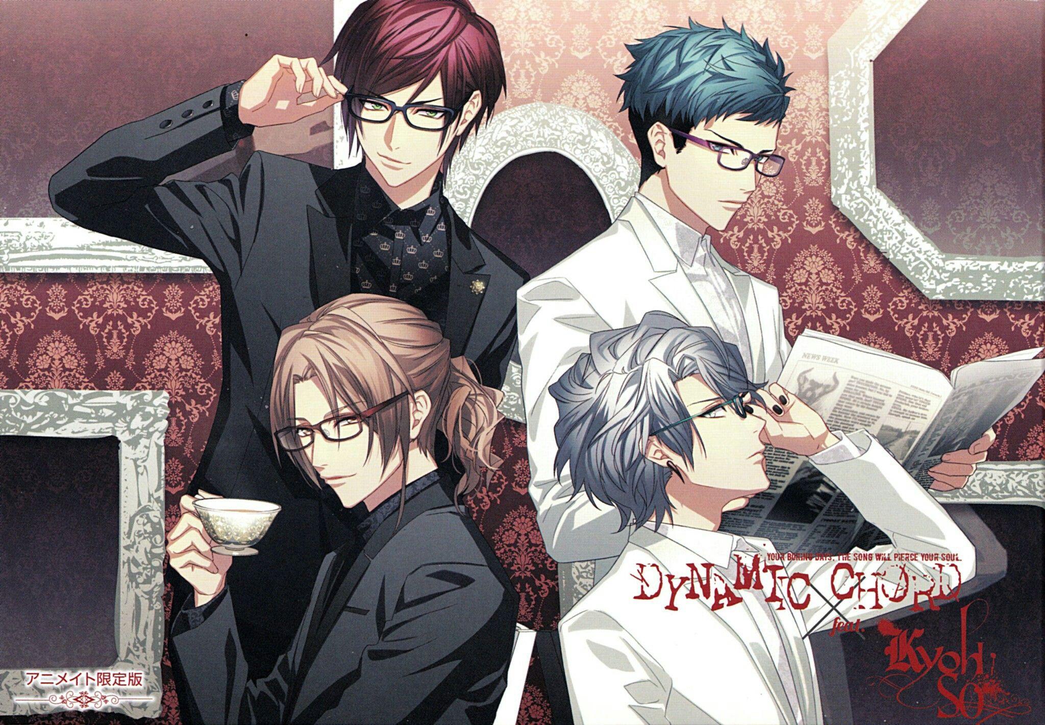 Dynamic Chord   Dynamic Chord in 2019   Anime, Anime sketch