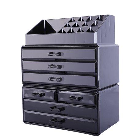 Auto Tires Cosmetic Storage Small Drawers Storage Rack