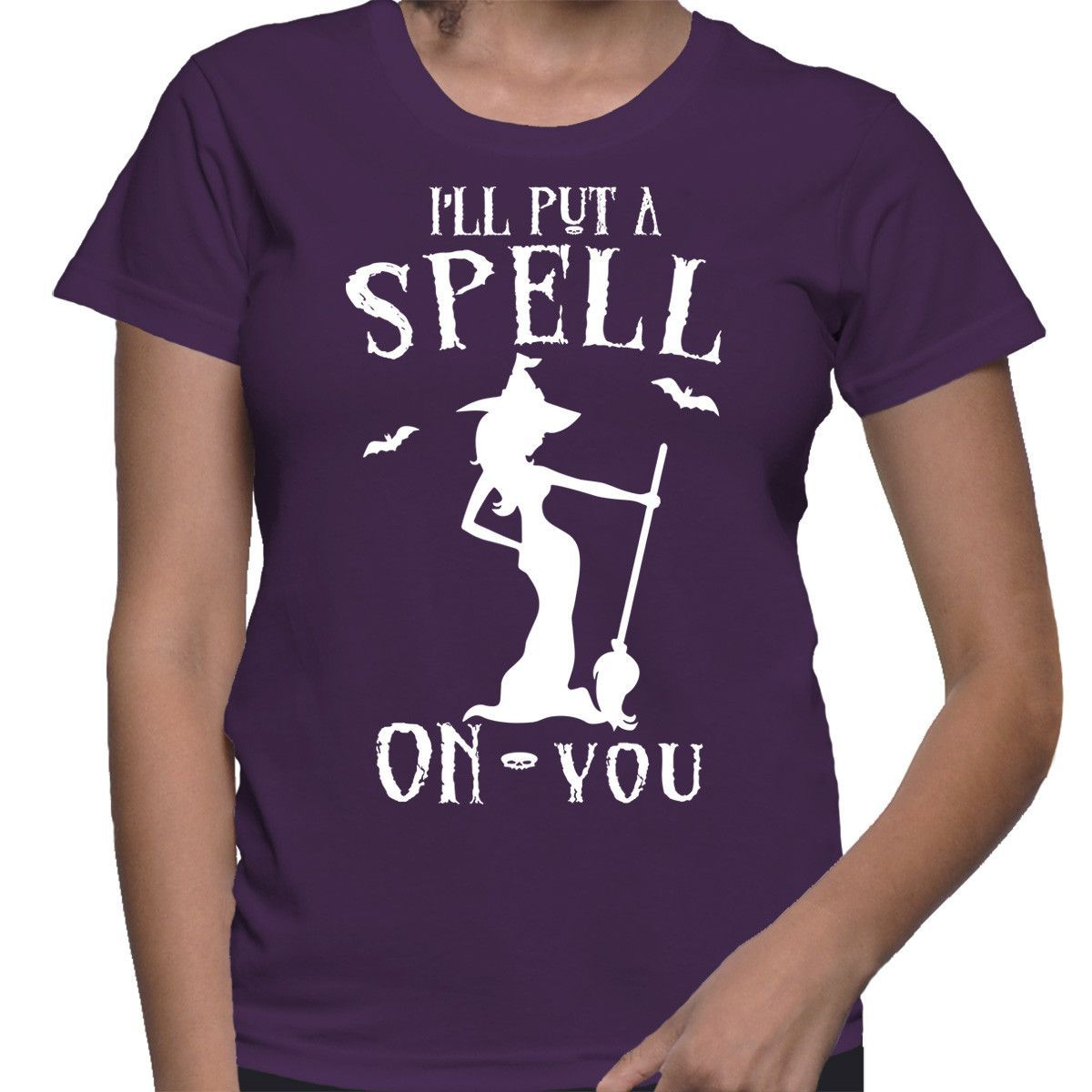 """""""I'll Put A Spell On You"""" Women's T-Shirt"""