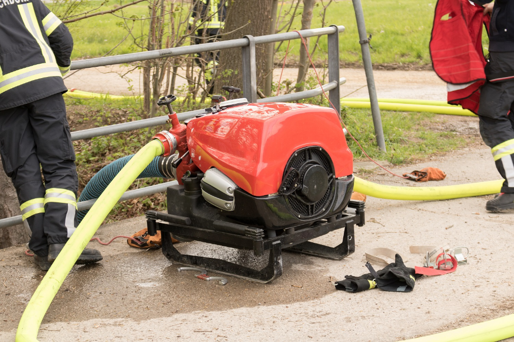 Flood Recovery Tips for Safely Using Pumps When Cleaning