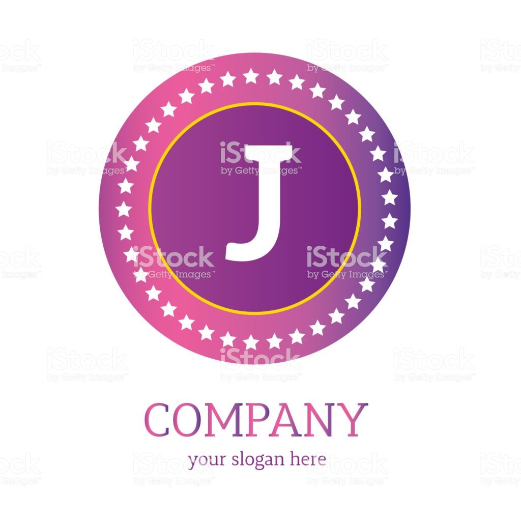 J letter logo design. J icon. colorful and modern logo design, J ...