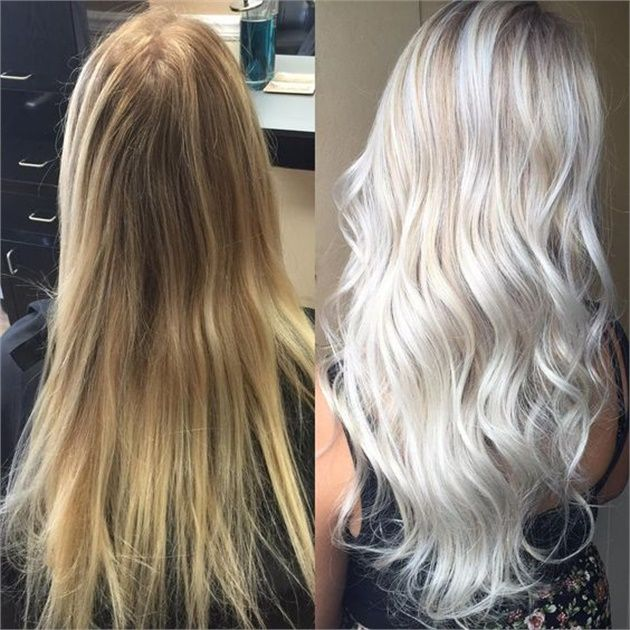 Balayage, Babylights and Foilyage For the Perfect Bombshell Blonde , Hair  Color