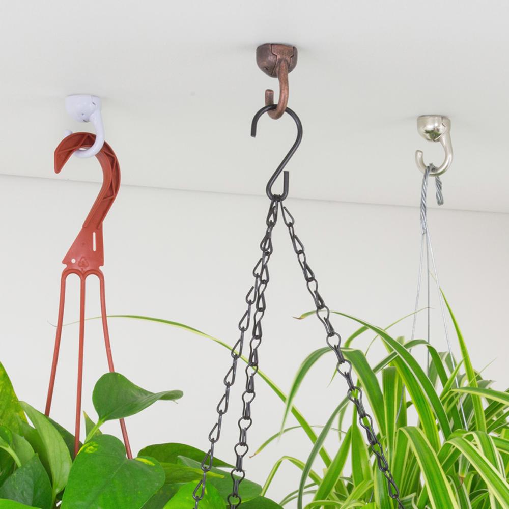 Indoor Outdoor Elephant Hook Hanging Plants Indoor Hanging