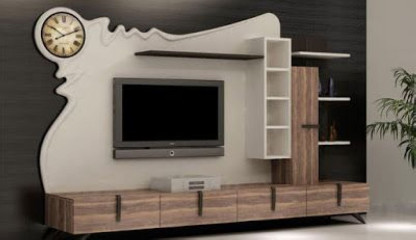 Gorgeous 52 Wall Tv Place Ideas By Using Pallets As Material For Making It Http Decoraiso Com Index P Tv Cabinet Design Modern Tv Cabinet Living Room Tv Wall