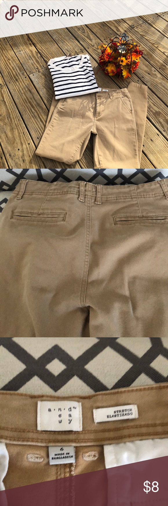 Gently used khakis from Target Khaki, Uniform pants