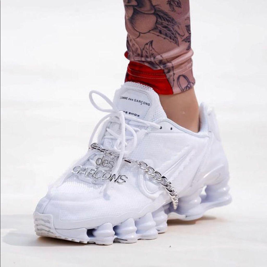 sold‼️ 🔥nike cdg shox (w)🔥   Sneakers