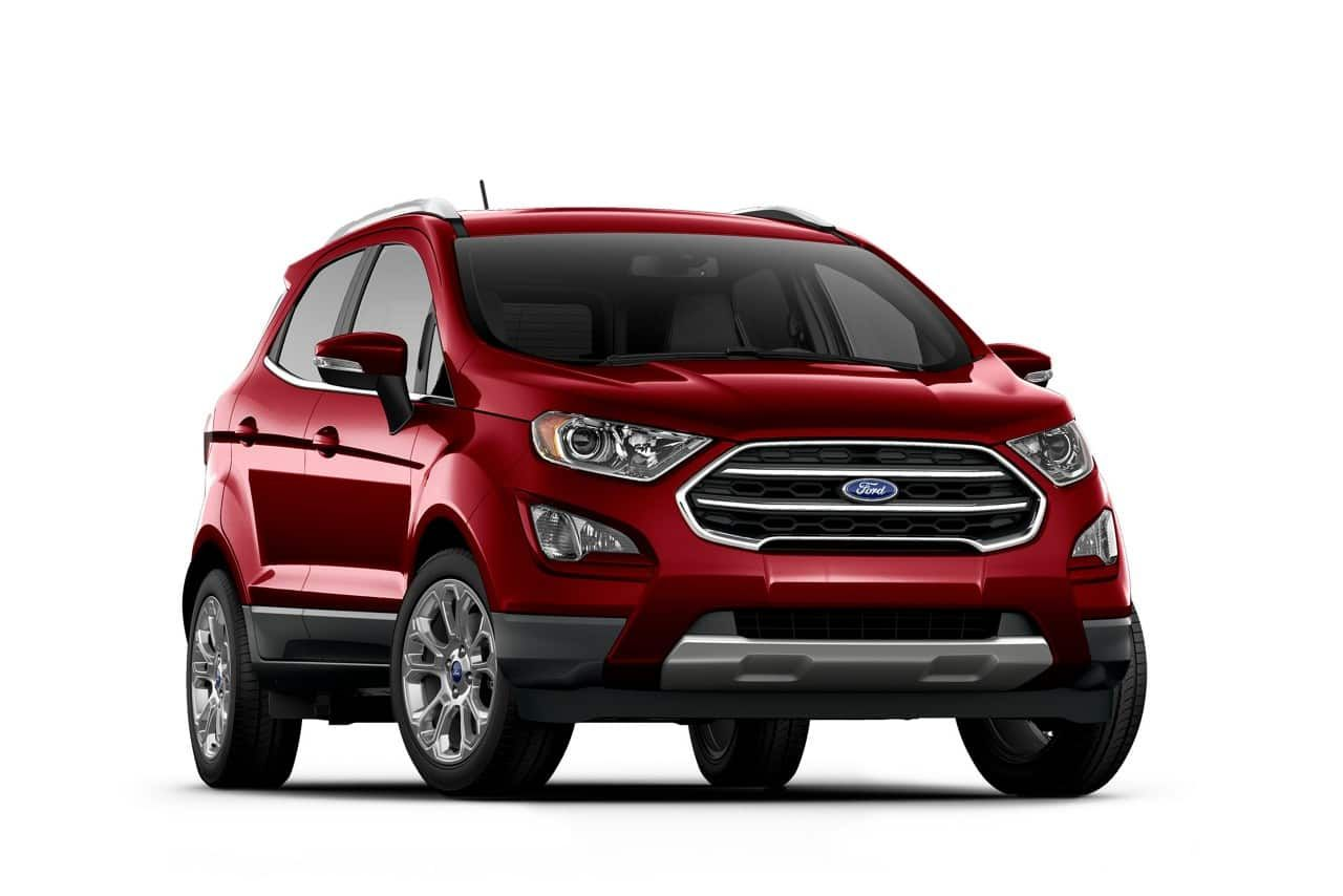 2020 Ford Ecosport Ford Ecosport Suv Models Ford
