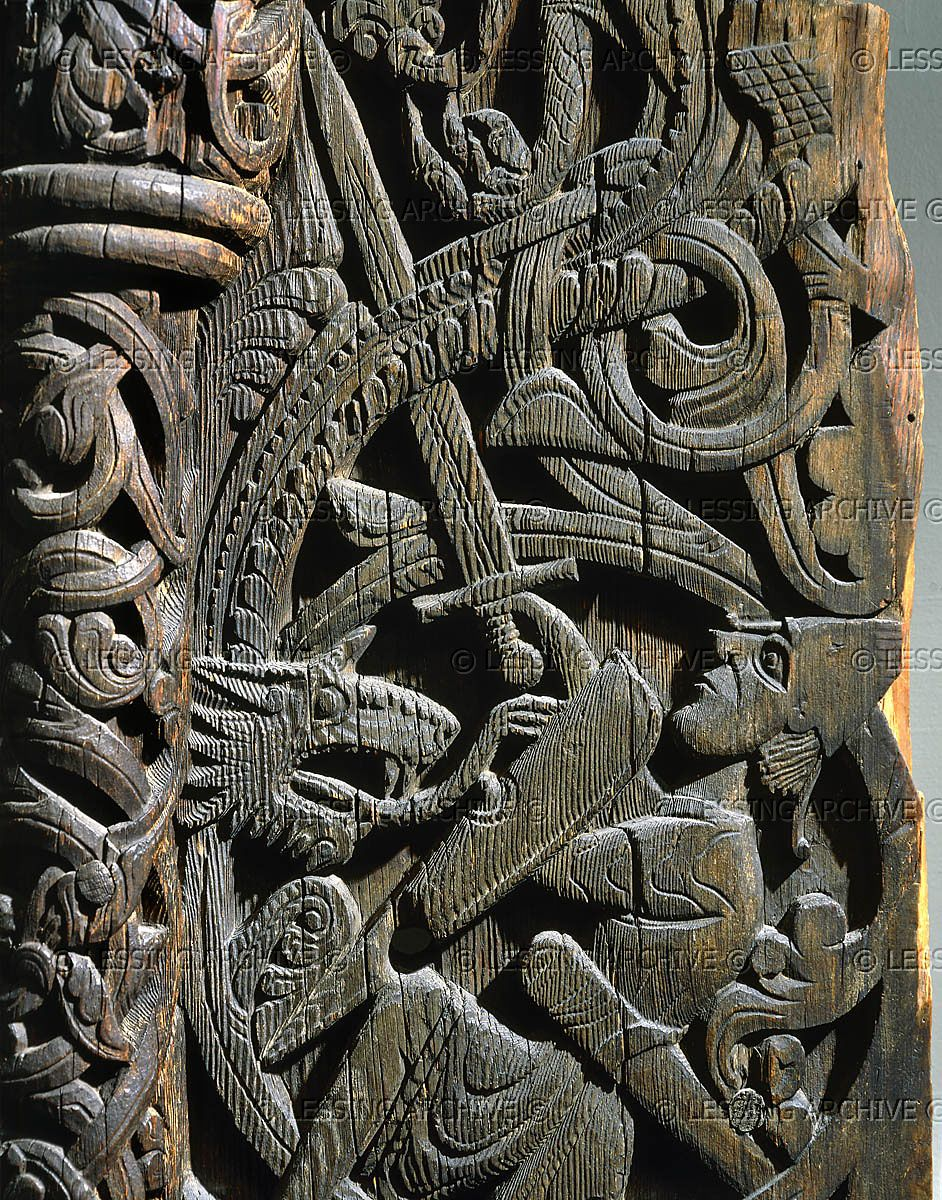 Pics for ancient viking artwork