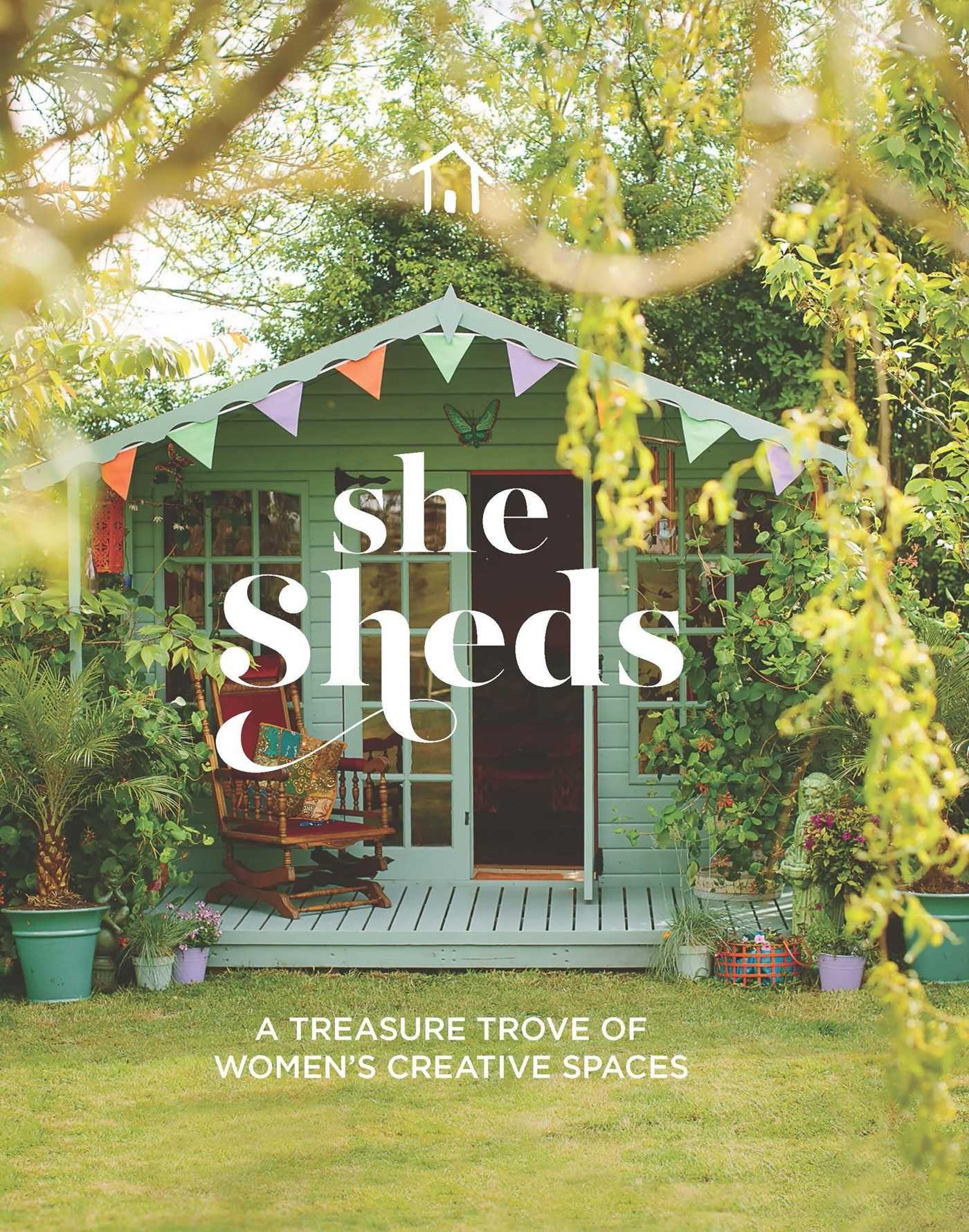 Pin by Alison Kynaston Jones on Garden ideas | She sheds ...