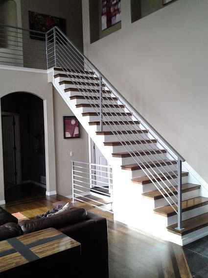 Want To Update The Look Of Your Stairs But Want Something
