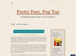 Pretty Feet, Pop Toe