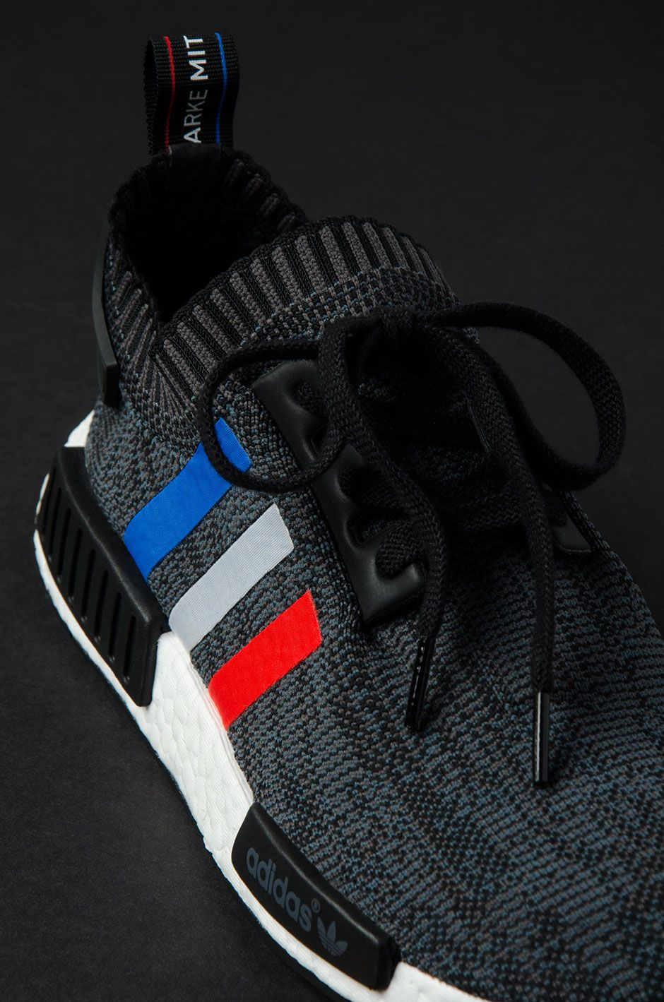 630074ca0 The adidas NMD R1 Tri-Color Pack will release this November 2016 featuring  2 Primeknit constructions. More adidas NMD release date info here