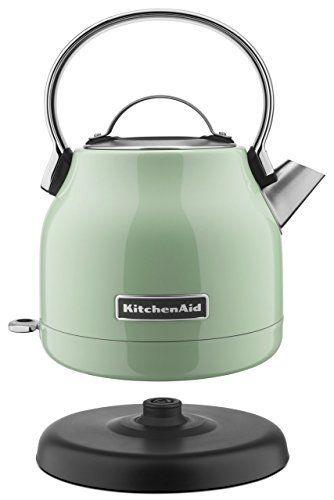 Kitchenaid Kek1222pt Electric Kettle 1 25 L Pistachio