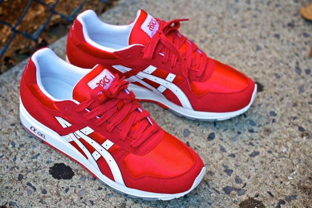 Asics Gel GT II rojas