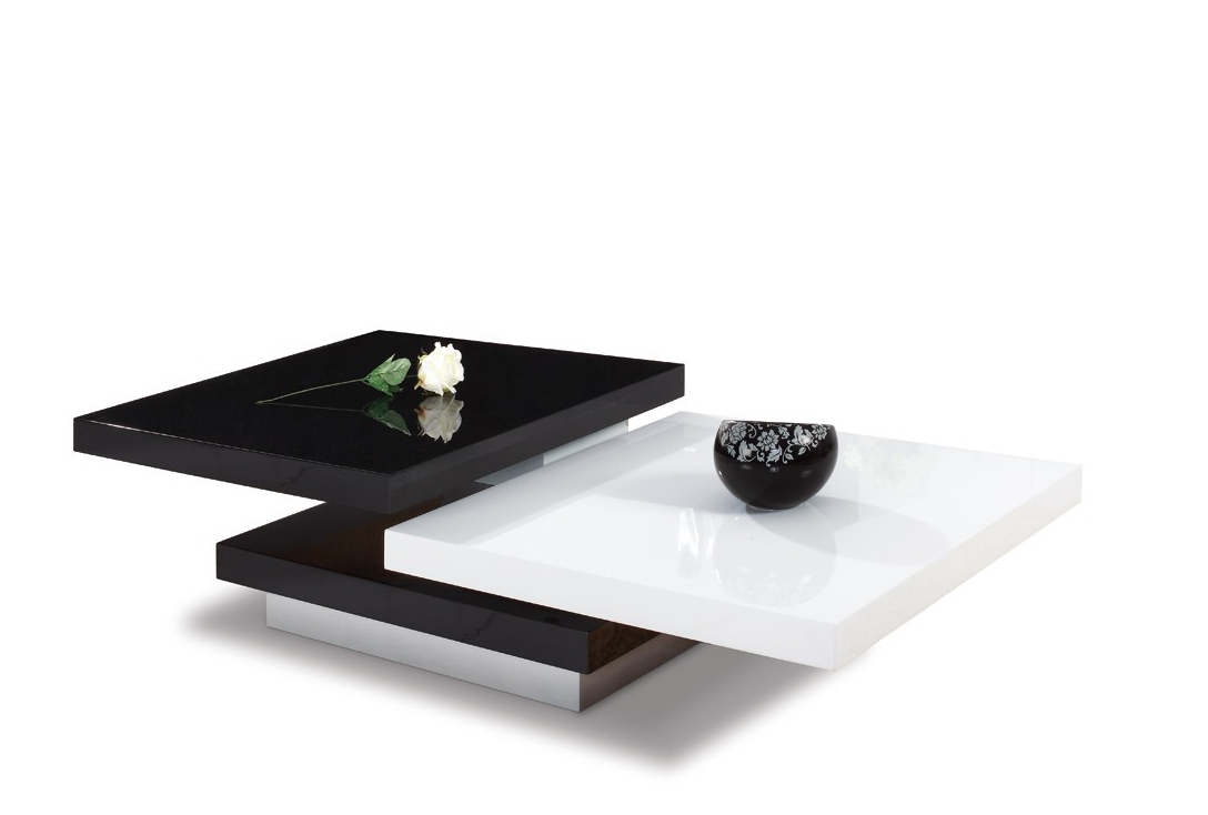 6 the sleek modrest modern coffee table provides a modern touch the sleek modrest modern coffee table provides a modern touch as well as storage geotapseo Images