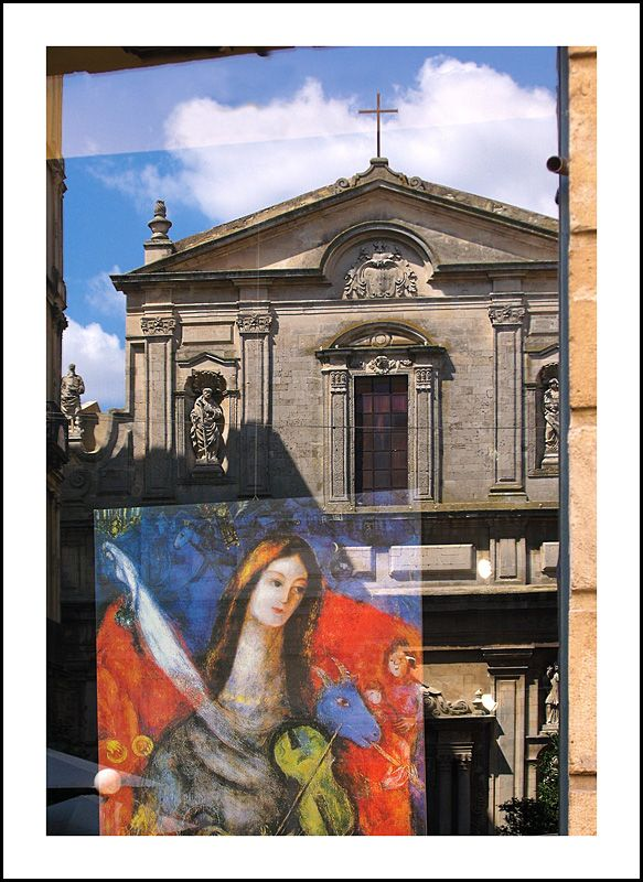 sacred and profane - Caltagirone, Catania | Italia