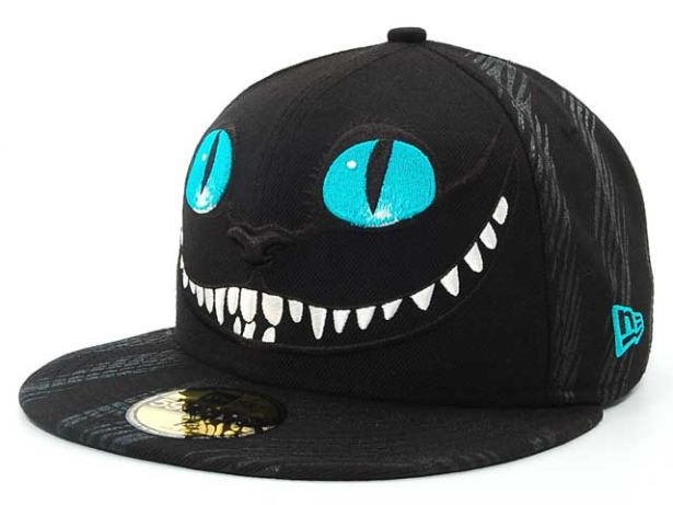 ed6b67ce259 Alice In Wonderland Cheshire Cat hat. i want this