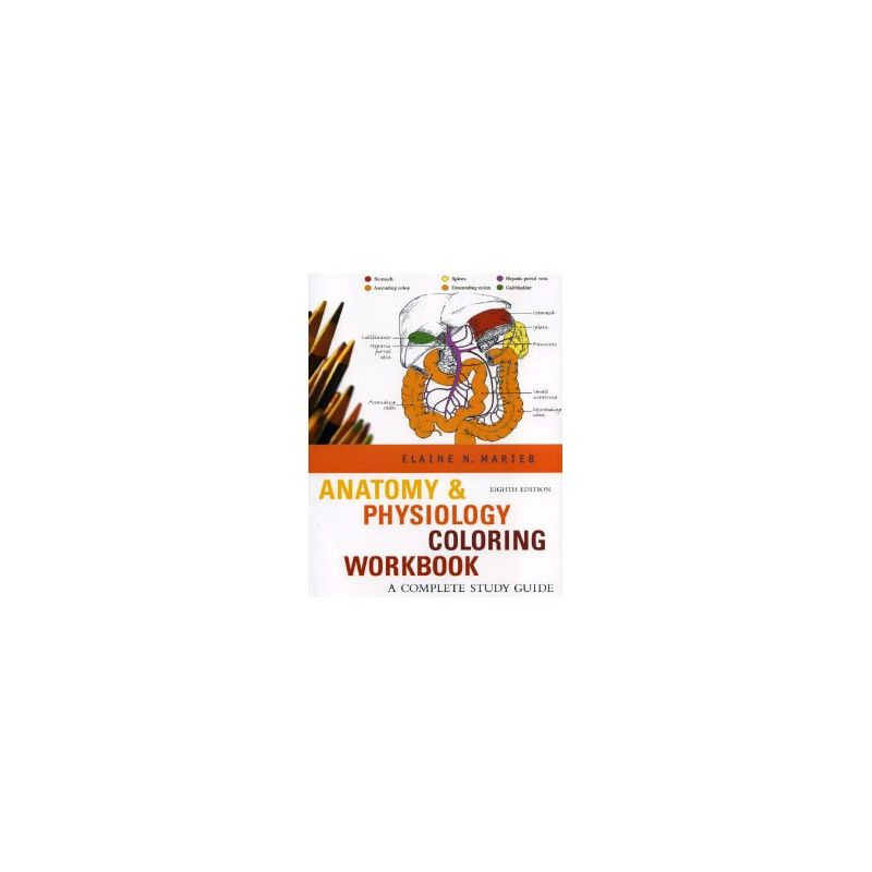 anatomy physiology coloring workbook a complete study | News to Gow ...