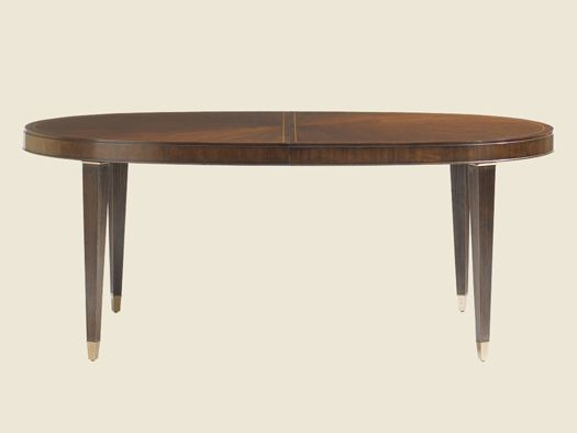 St Tropez Divonne Dining Table Lexington Home Brands I Can See
