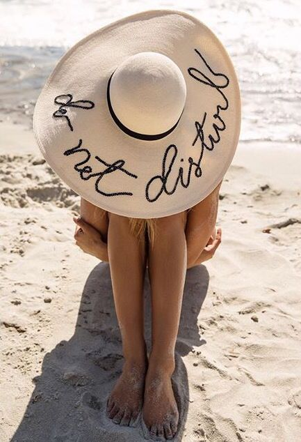 5bd68ff6 Oversized brim straw hats with custom embroidery | straw hats visit  thesaucesuppliers.com for custom wholesale straw hat inspiration