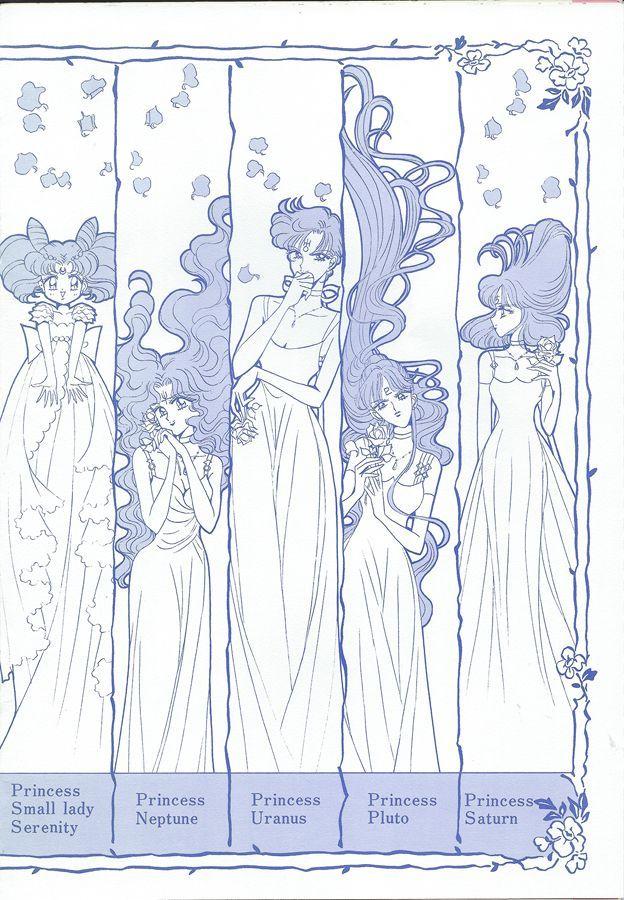 Sailor Moon// Sailor Scouts | Sailor Moon (Anime//Manga) | Pinterest