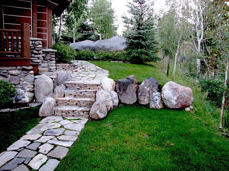 Paving Stone Landscape Design South Park Landscaping