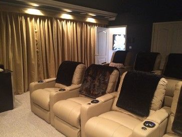 East Texas Row One Theater Seating With