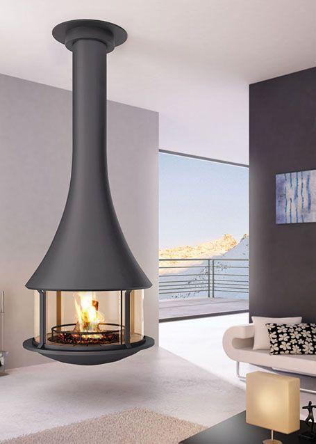 Chemin 233 Es Design Jc Bordelet Zelia 908 Fireplace In 2019