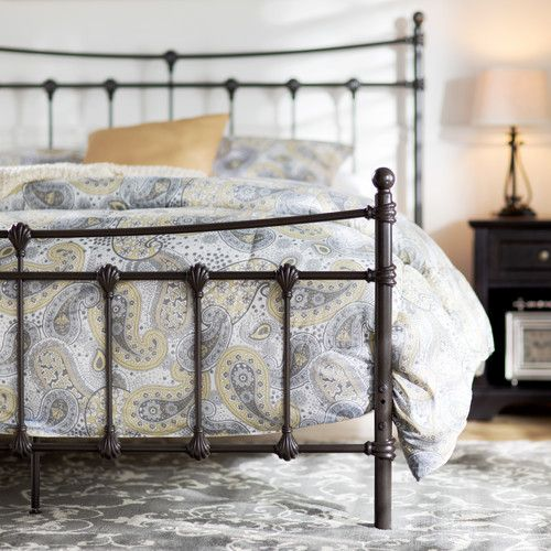 Bensley Standard Bed Wrought Iron Beds Bed Iron Bed