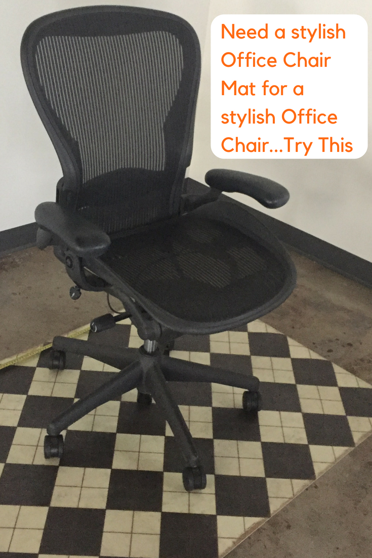 office chair mat for hardwood floors hydro water ski floor kansas city greencleandesigns com in 2019 we love these mats or concrete several size print options this is easy to clean vinyl made usa