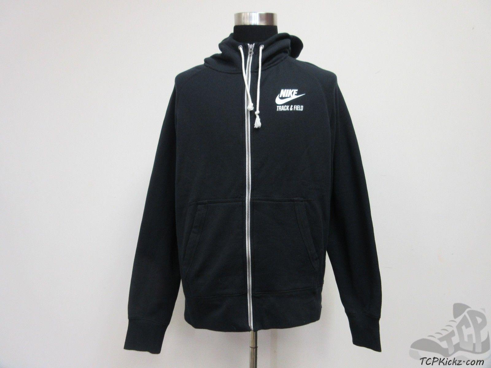 Men's Apparel : Nike USA Track & Field AW77 RU FZ Hoody
