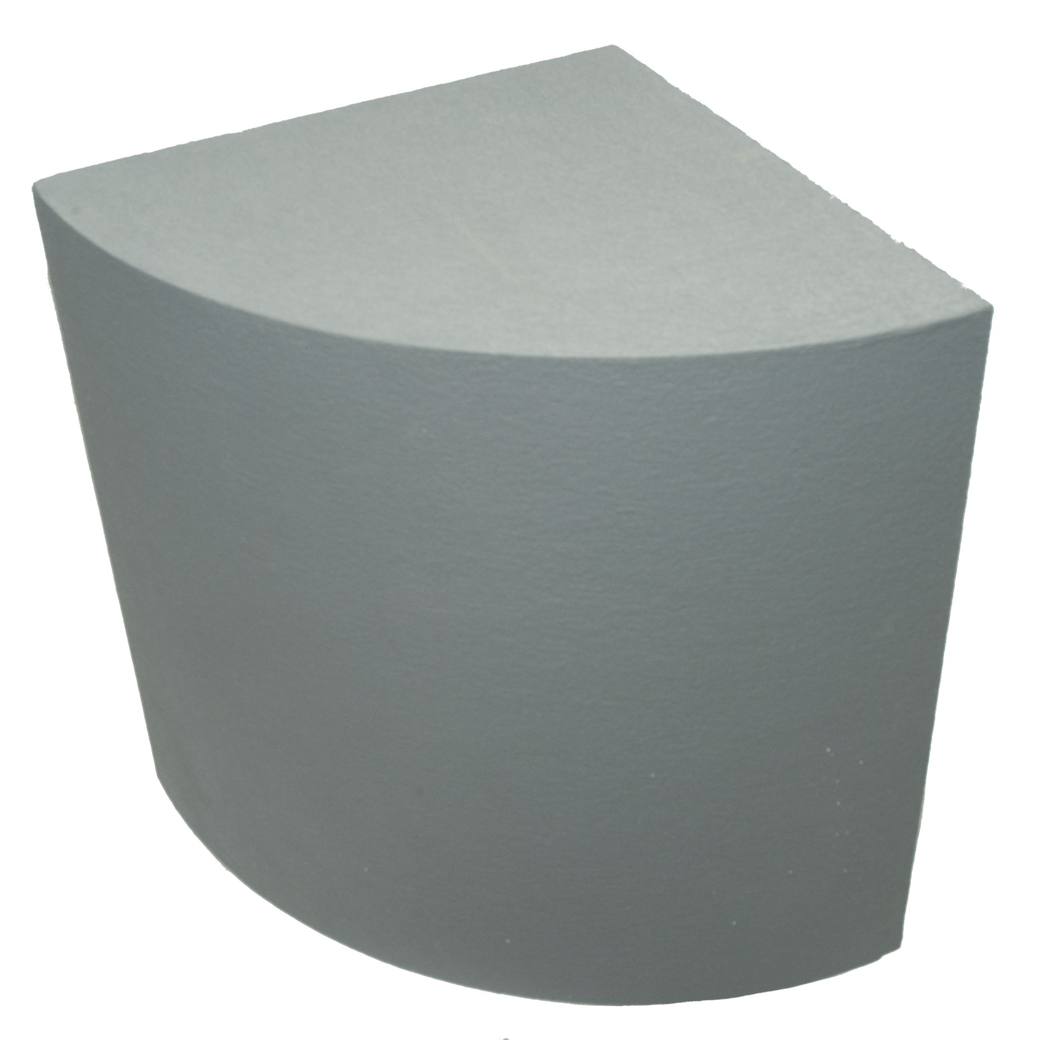 Preformed Triangle Convex Shower Seat Seat Available Shower