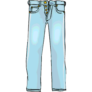 Pin by מרי קקון on כיתה א ב in 2020 | Pants, Clip art, Jeans