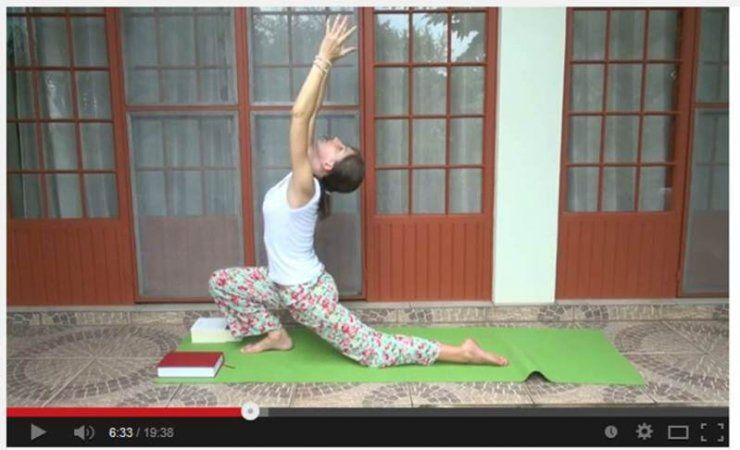 Aula de Yoga para Aliviar o Stress