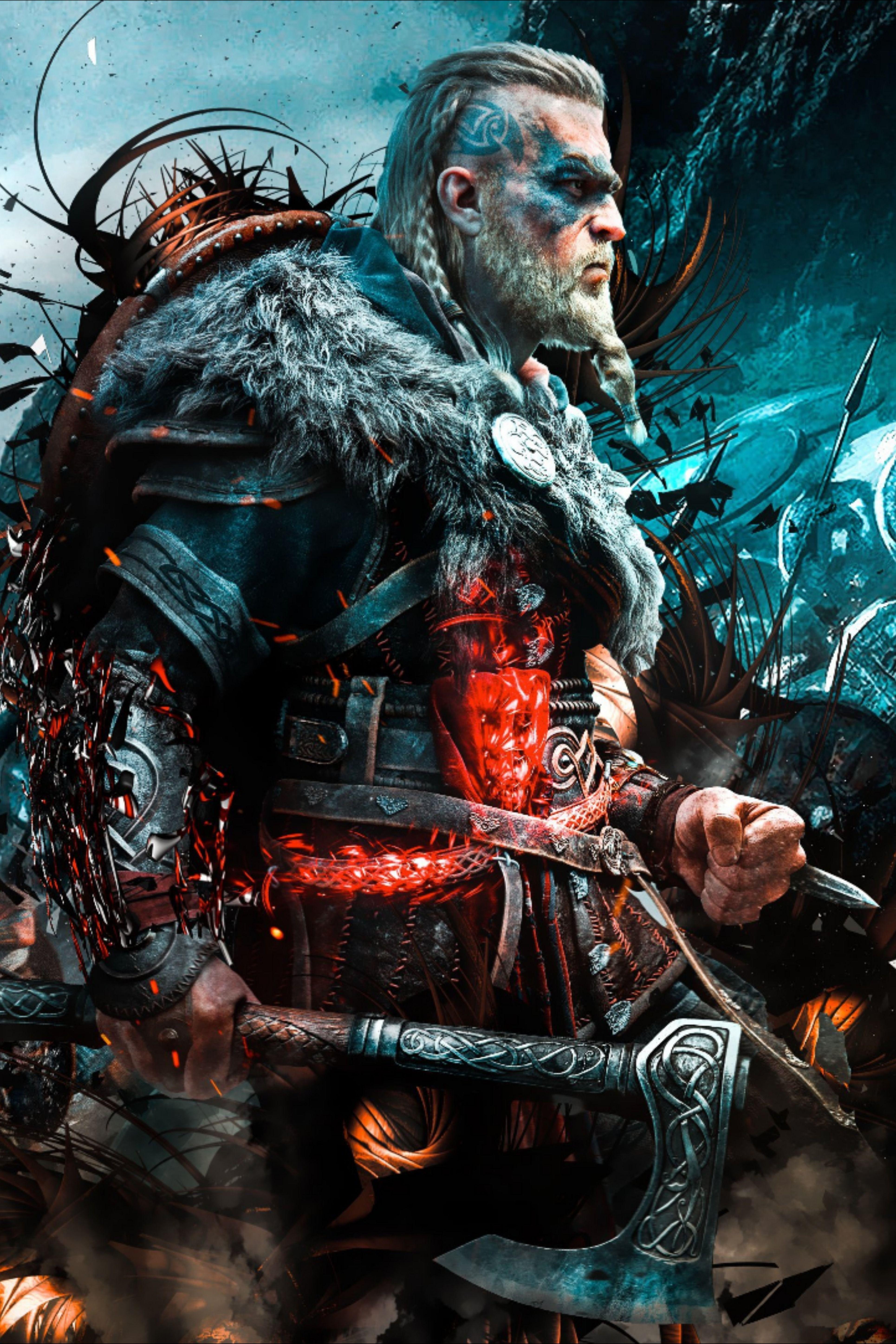 Assassin S Creed Valhalla Valhalla Wallpaper Assassins Creed Assassins Creed Art