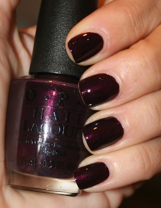 MY 10 MOST FAVORITE FALL NAIL POLISH COLORS - Whitney Port