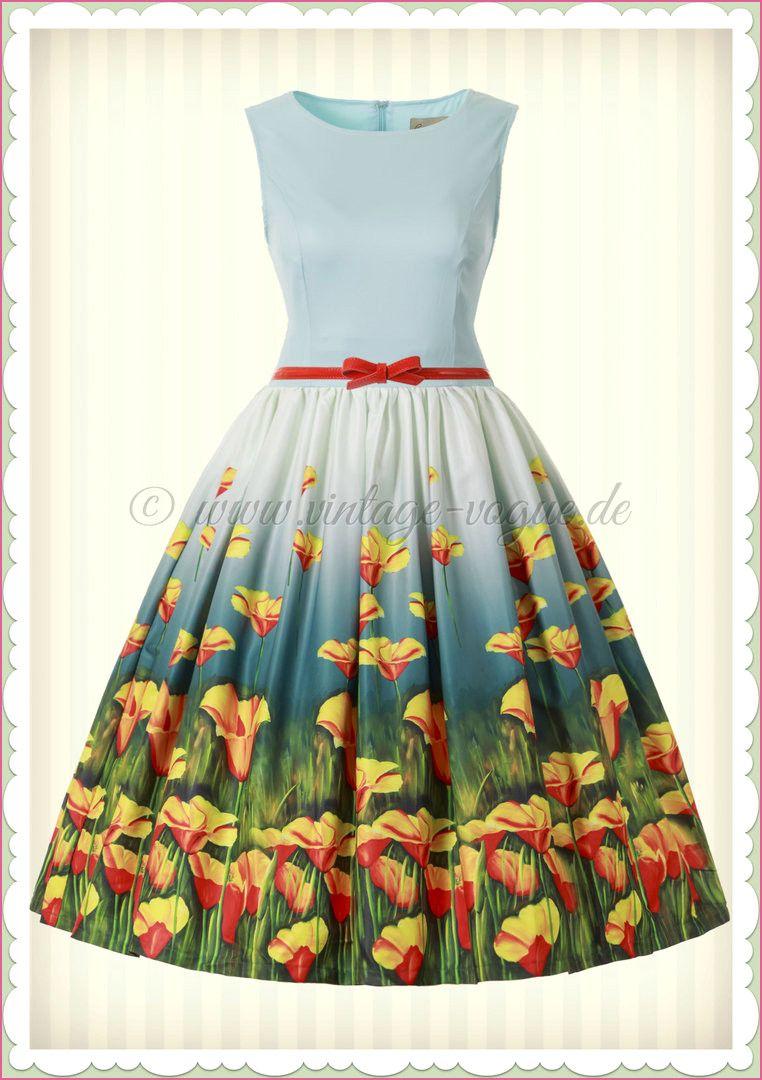 Esprit Kleid Lang Blumen  Fashion, Floral skirt, Skirts