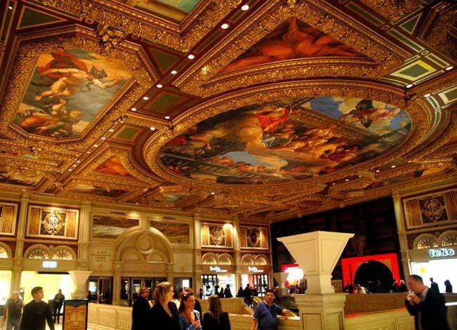 14th Century Renaissance Style Interior
