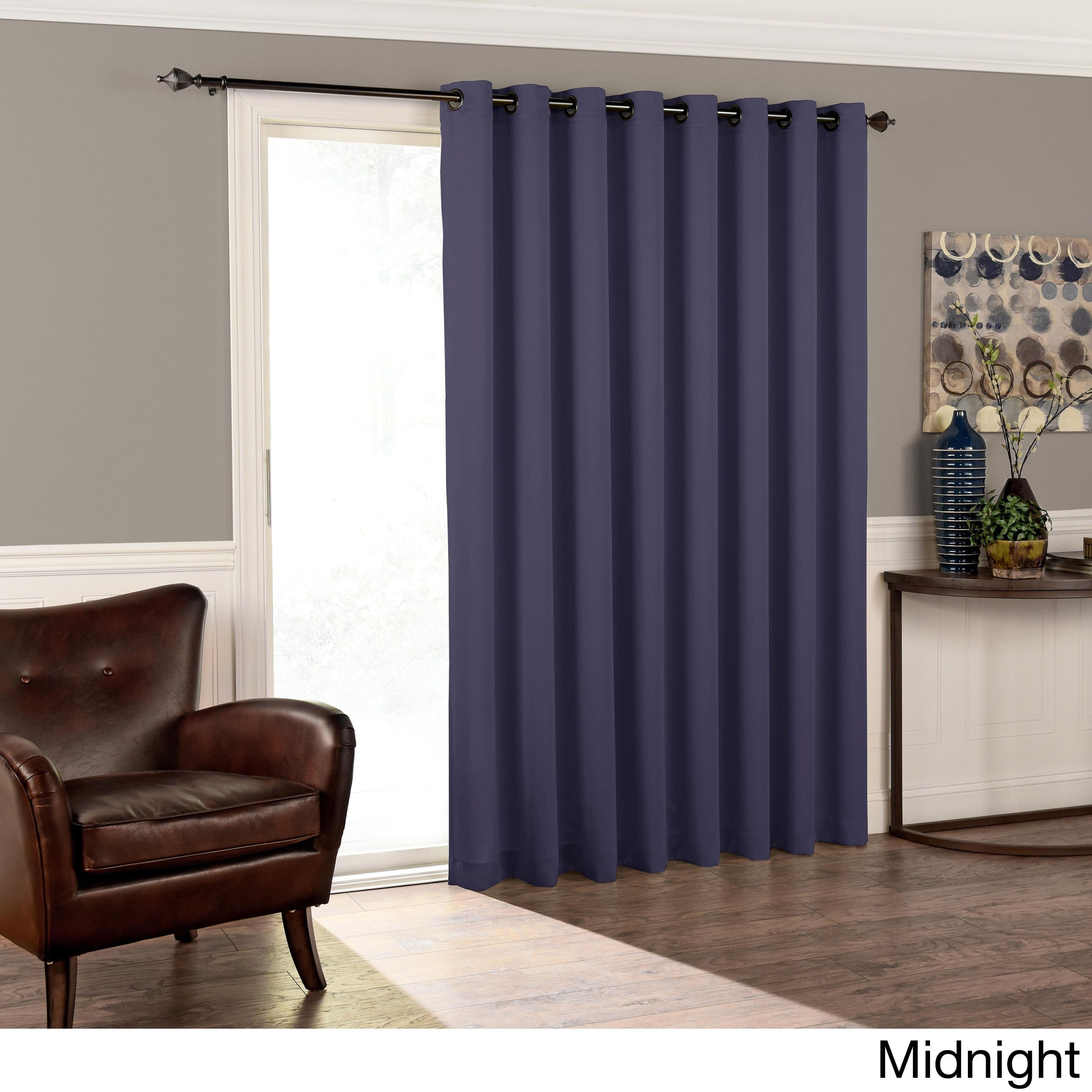 Eclipse tricia grey curtain panel products pinterest patio