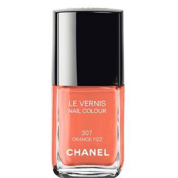 For 2014, TALLULAH & HOPE loves Chanel Le Vernis nail polish in Orange Fizz. #holidayhandbag #SS14 Chanel Le Vernis Nail Polish Colour #louboutin #style #chanel #chinaglaze #OPI #nailsinc #dior #orly #Essie #Nubar @opulentnails over 17,000 pins